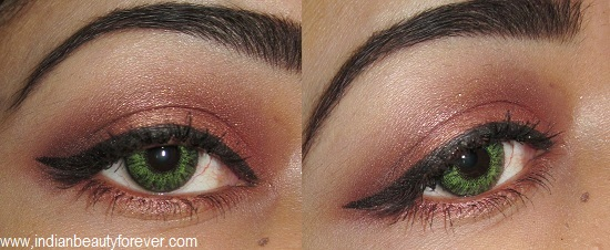 Neutral Brown Indian Eye Makeup Tutorial