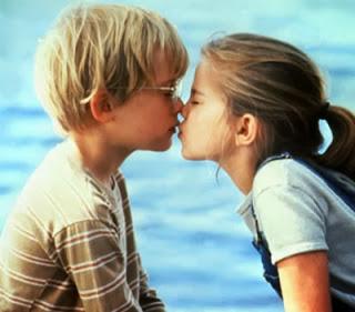 "Cena de ""Meu Primeiro Amor"" / My Girl - com Macaulay Culkin e Anna Chlumsky."