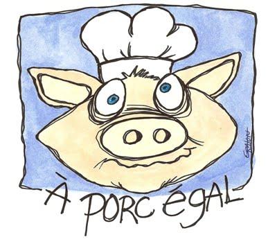 À porc égal