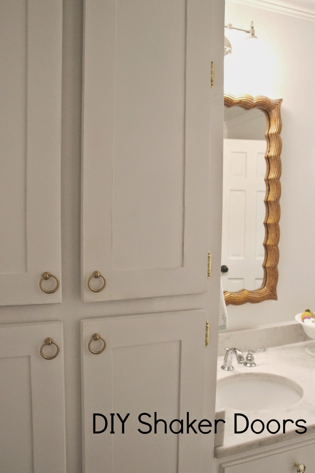 Shaker cabinet doors Knotty Pine Hope This Helps You If You Are Looking To Update Your Cabinet Doors Like Us It Seems Like Lot Of Steps But Once You Get The Process Down Ana White Miss Dixie Diy Shaker Doors