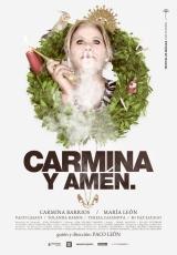 Carátula del DVD Carmina y amén
