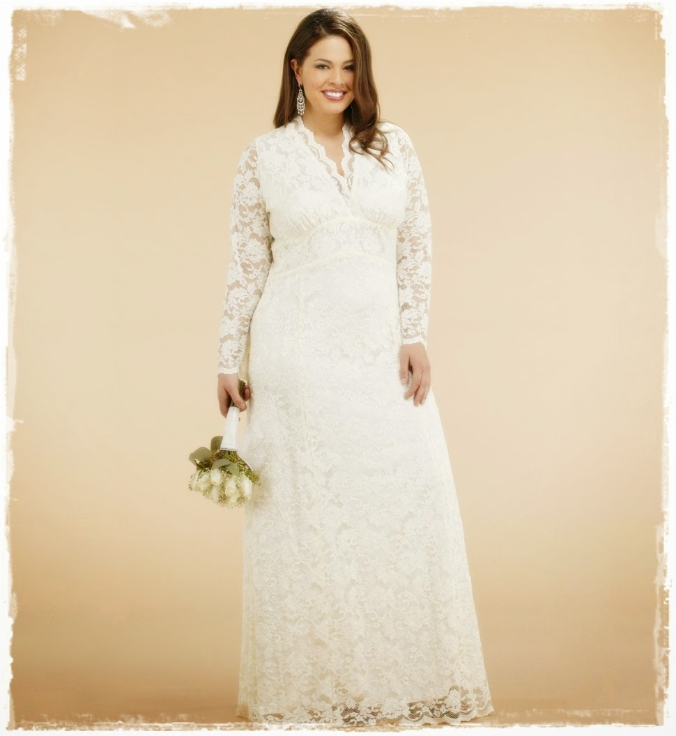 Wedding Dresses To Suit Fuller Figure - Mother Of The Bride Dresses