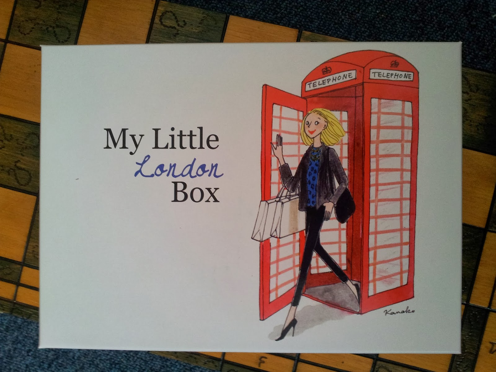 my little london box mars 2014