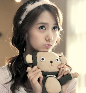 Im Yoon Ah sexy beauty SNSD Korean