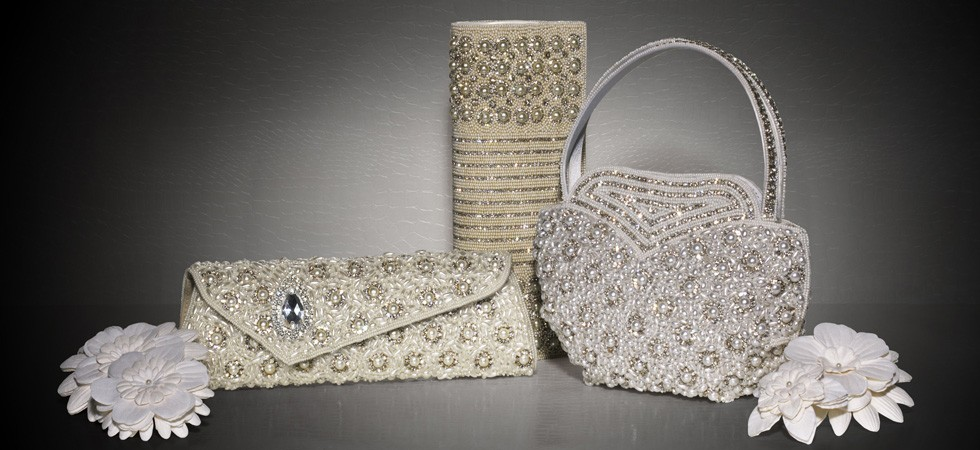 Image result for photos of bridal hand bags