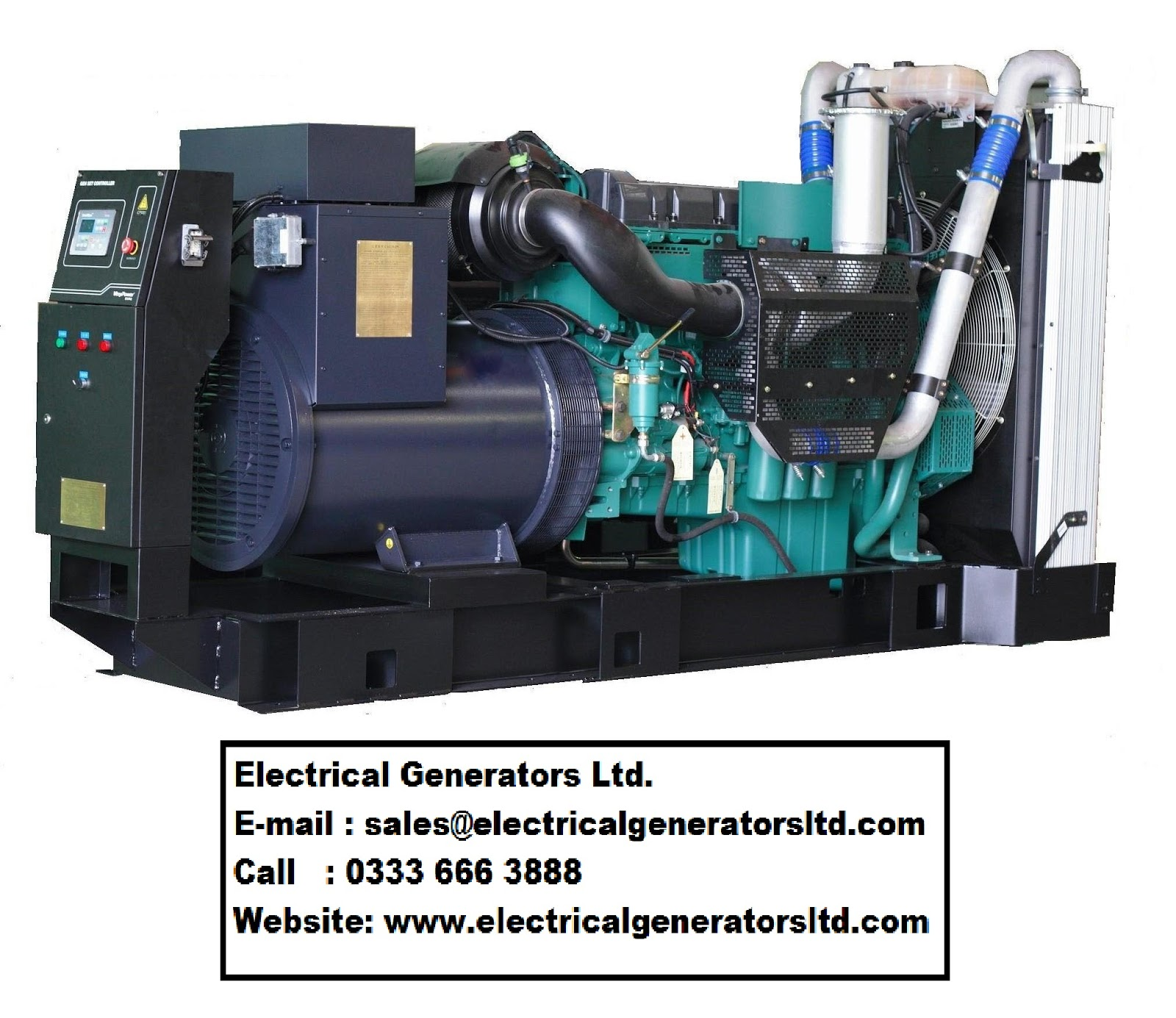 Electrical Generators Ltd