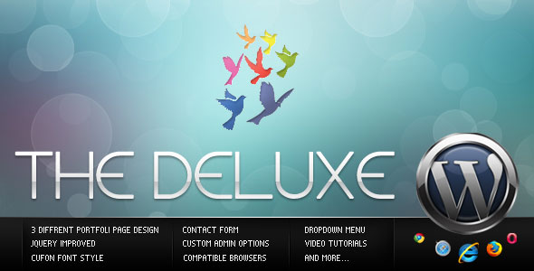 The Deluxe Business Wordpress Theme Free Download by ThemeForest.