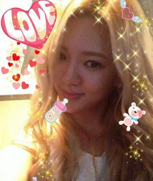 Hyoyeon Instagram Account