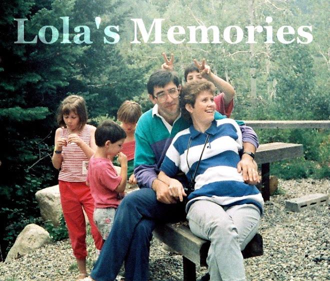 Lola's Memories