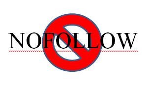 Image of no follow links