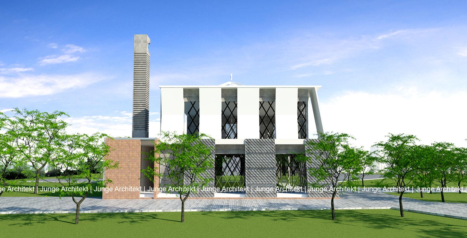 +berkonteks+alam,+Masjid+Di+Yogyakarta,+Masjid+konsep+modern,+Masjid ...