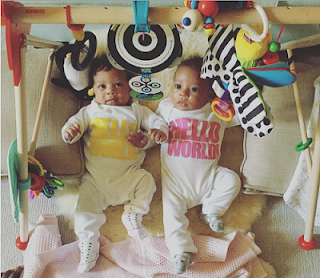 Photos: Mikel Obi's Daughters Are Growing So Fast