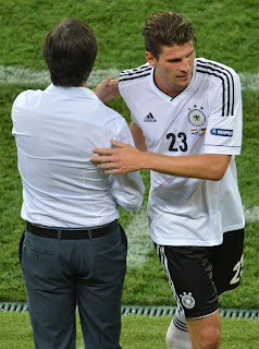 Gomez out Klose in
