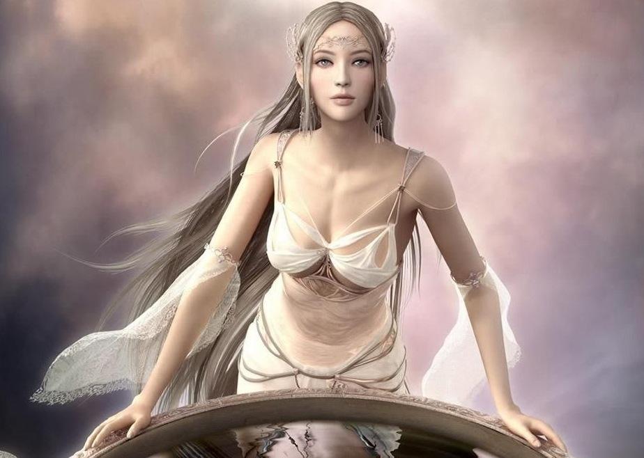 goddess Shaiya naked