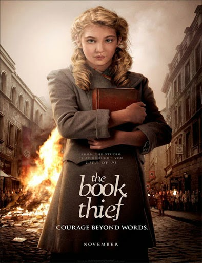 Ver La ladrona de libros (The Book Thief) (2013) Online
