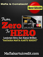 rahasia mafia kartu kredit from zero to hero