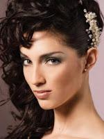 peinados para novia 2013