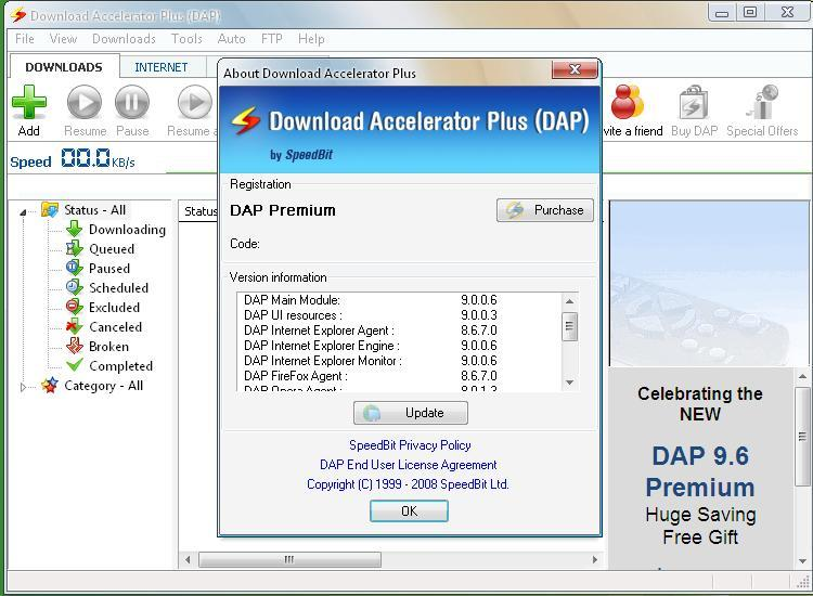 Download Accelerator Plus Serial Crack Download
