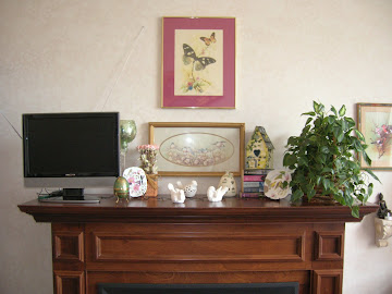 2013 Spring Mantle/Mantel