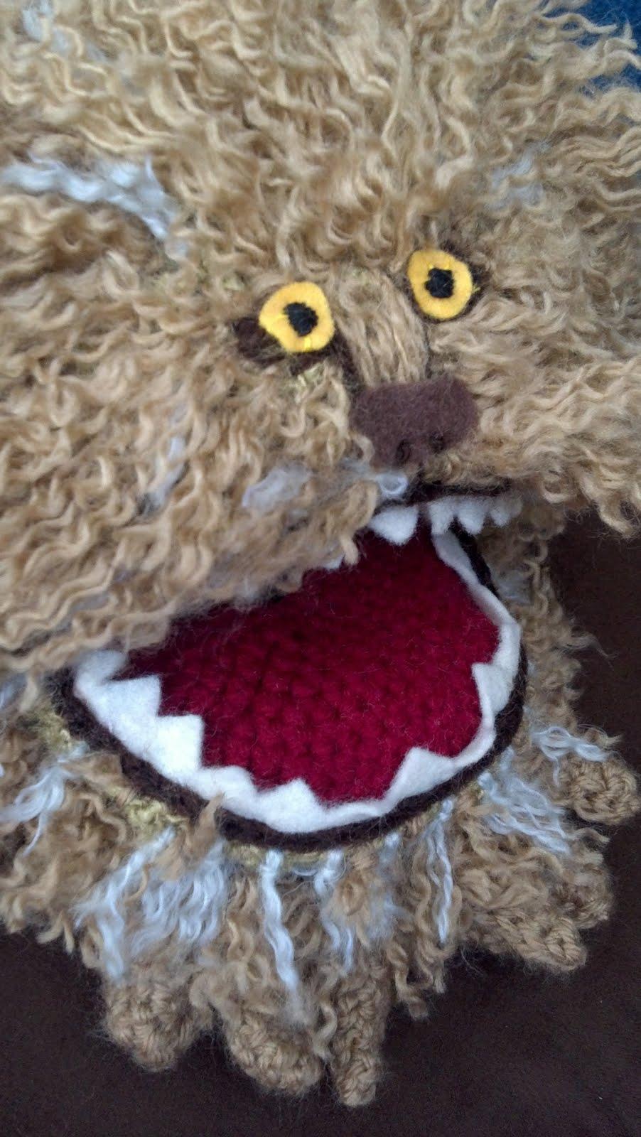 Crochet Patterns Nerdy : Mostly Nerdy Crochet: Fizzgig