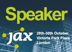 Speaking at JAX London