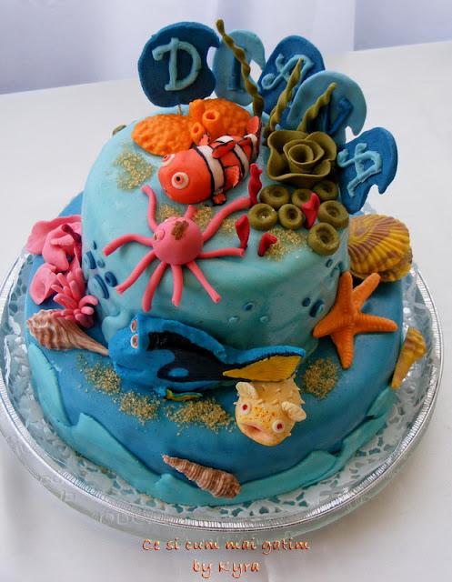 Articole culinare : Tort Nemo