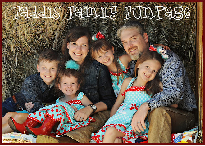 Faddis Family Funpage