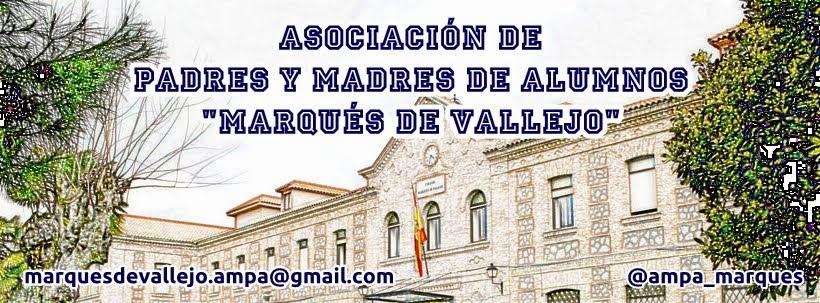 """Asociación de Padres y Madres de Alumnos """"Marqués de Vallejo"""""""