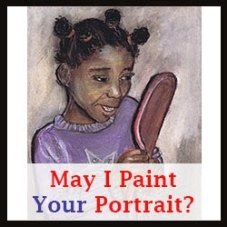 May I Paint Your Portrait?