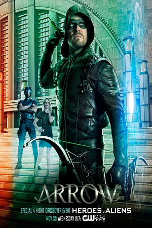 Arrow S05 All Episode [Season 5] Complete Download 480p