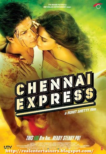 Chennai Express (2013) Movie Poster