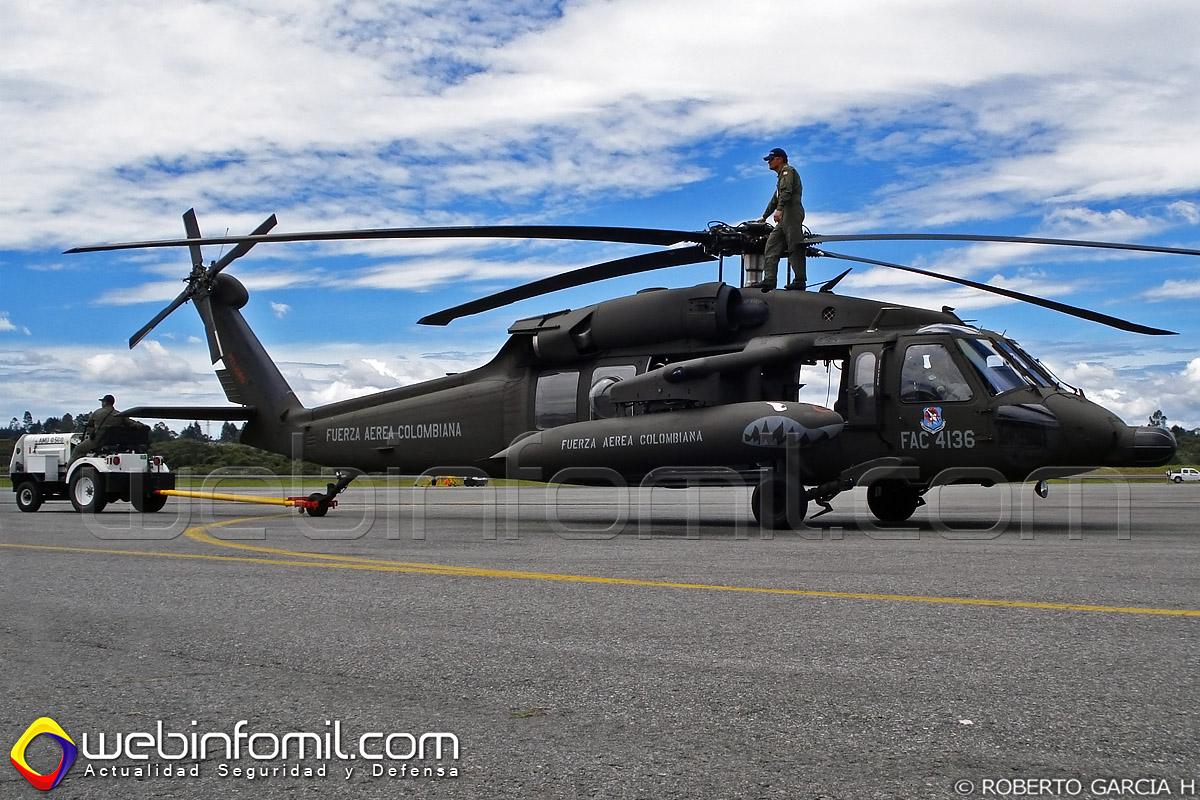 Tras una inversión del 30 millones de dólares, el Ministerio de Defensa nacionalizó el taller de motores T-700 de helicópteros Black Hawk, gracias a donaciones del Gobierno de los Estados Unidos.