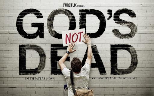 [Phim] Chúa không chết