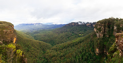 Jamison Valley – Austrália