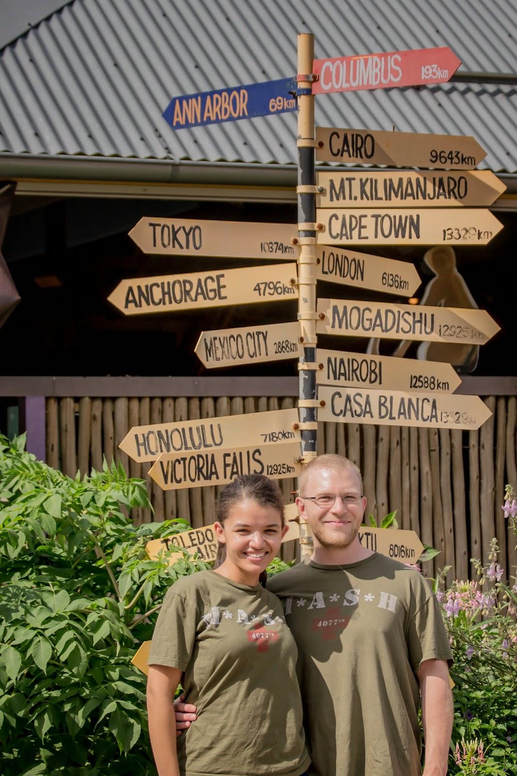M*A*S*H Toledo Zoo
