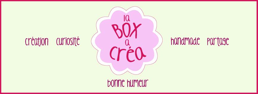BoxAcrea, la boite qui expose vos créations !