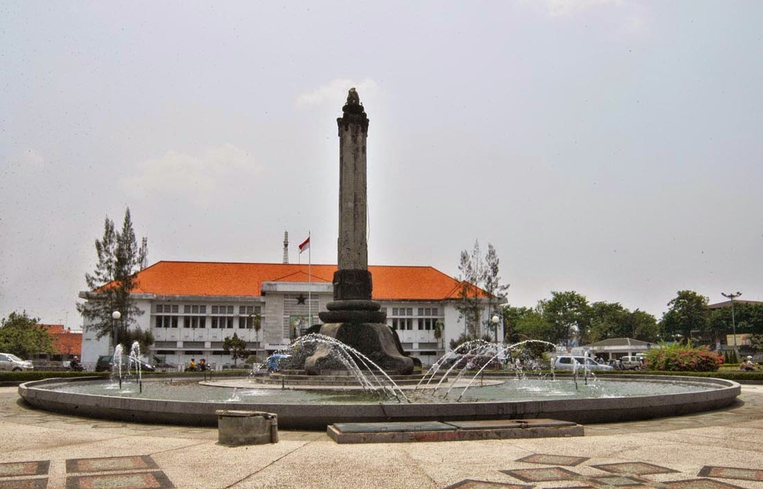Asal Usul Kota Semarang dalam Bahasa Jawa