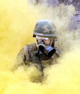 biological and chemical weapons mustard gas nitrogen sulfur war