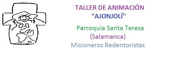 """Taller de animación """"Ajonjolí"""""""