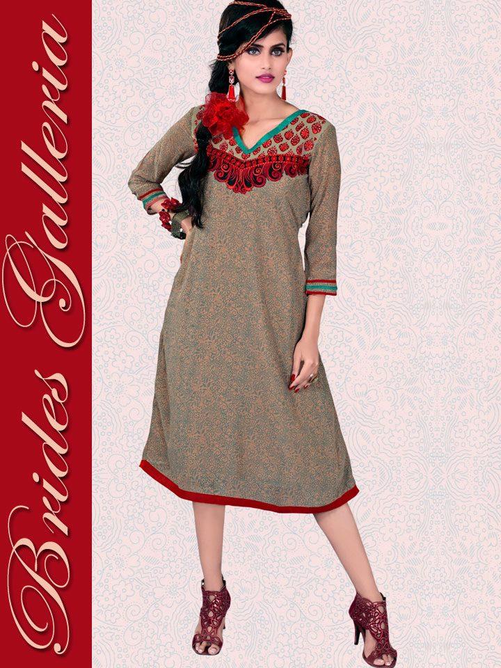 New Ladies Kurta Designs 2015-2016 Trend In India And Pakistan ...