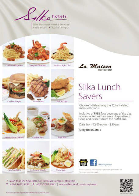 64753 501174076584681 829587194 n SILKA LUNCH SAVERS AT SILKA MAYFLOWER (2013)