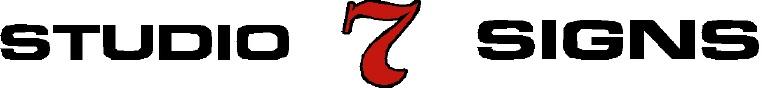 STUDIO 7 SIGNS