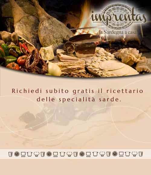 Ricettario specialità sarde
