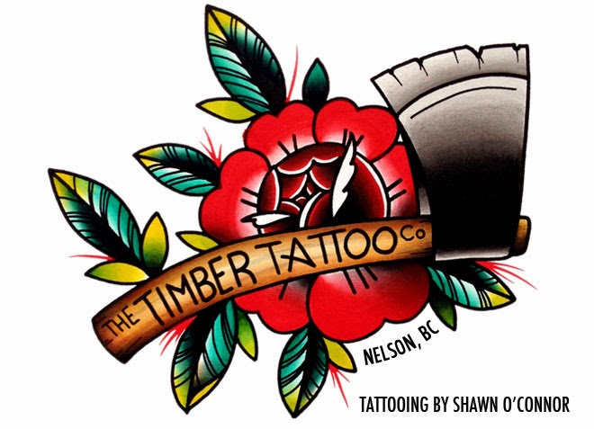 The Timber Tattoo Company Blog