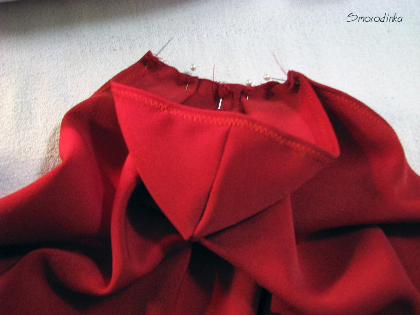 Накидка для красной шапочки своими руками