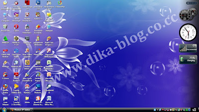 Download Vista SideBar with Gadgets for Windows XP