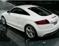 Audi TT numero 3
