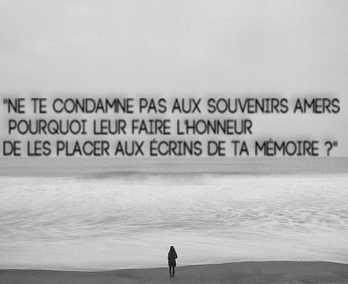 citation sur le souvenir