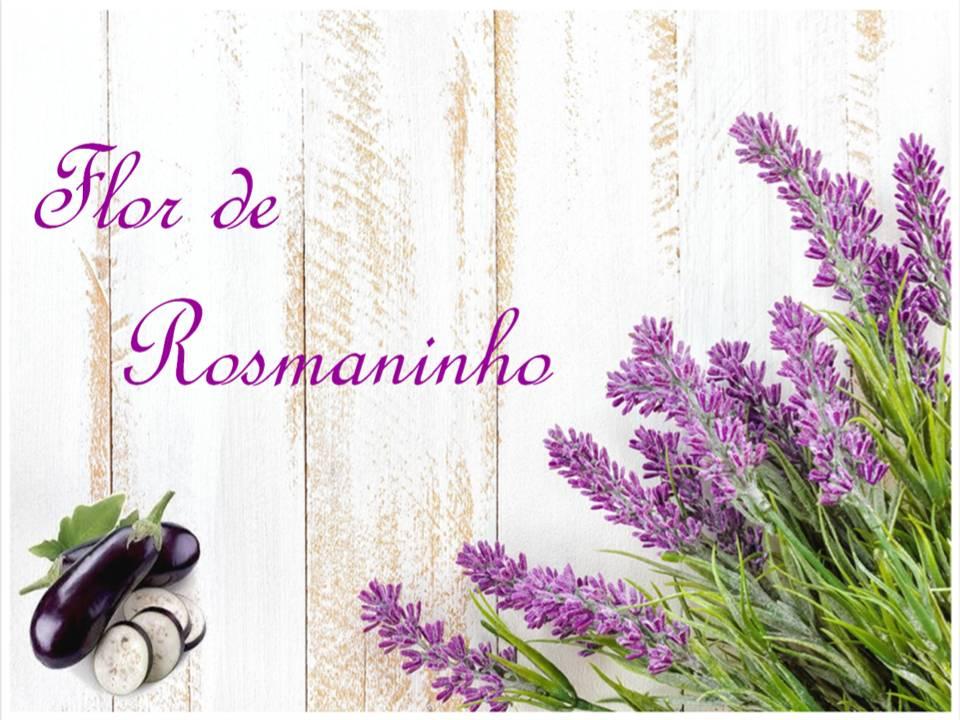 Flor de Rosmaninho