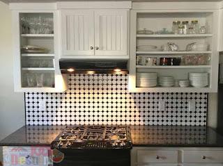 Desain Dapur Rumah di Gading Serpong6